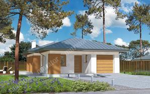 Projekty domów z programu Mieszkanie dla Młodych